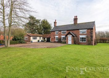 Thumbnail 5 bedroom detached house for sale in Mill Green, Burston, Diss