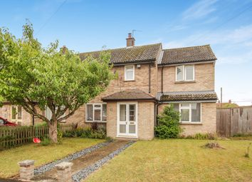 Thumbnail 3 bedroom semi-detached house for sale in Old Field, Little Milton, Oxford