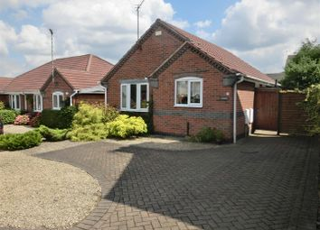 Thumbnail 2 bed detached bungalow for sale in Brooks Lane, Whitwick, Leicestershire