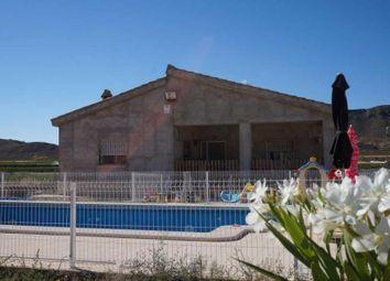 Thumbnail 4 bed villa for sale in Canada De La Lena, Alicante, Spain