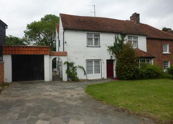 Thumbnail 4 bed semi-detached house to rent in The Street, Kirby-Le-Soken, Frinton-On-Sea