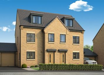 "Thumbnail 3 bed property for sale in ""The Berkshire At Serene, Leeds"" at South Parkway, Seacroft, Leeds"