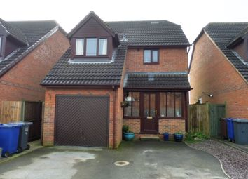 Thumbnail 3 bed detached house for sale in Millbank Drive, Rocester, Uttoxeter