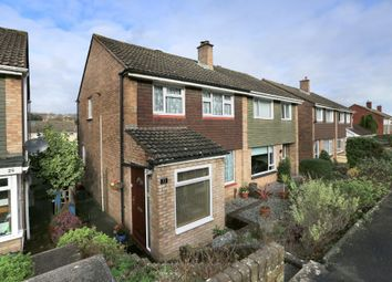 Thumbnail 3 bed semi-detached house for sale in Blackstone Close, Plymstock, Plymouth