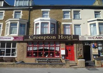 Thumbnail Hotel/guest house for sale in 13 Bedroom Guest House, Woodfield Road, Blackpool, Lancashire