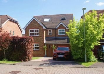 Thumbnail 5 bed detached house to rent in Simmons Fields, Reading