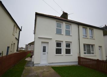 Thumbnail 2 bed semi-detached house to rent in Fleswick Avenue, Whitehaven