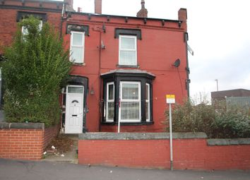 Thumbnail 5 bedroom end terrace house for sale in Harehills Lane, Leeds
