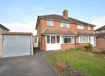 Thumbnail 3 bedroom semi-detached house for sale in Southbourne Road, Lymington, Hampshire