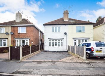 Thumbnail 3 bed semi-detached house for sale in Excelsior Avenue, Alvaston, Derby