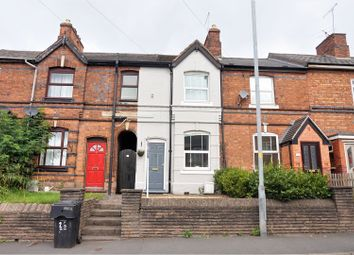 Thumbnail 2 bed terraced house for sale in Stoke Road, Bromsgrove