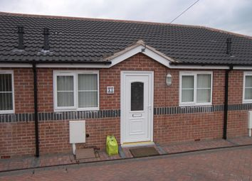 Thumbnail 2 bed terraced bungalow to rent in Wood Street, Eastwood, Nottingham