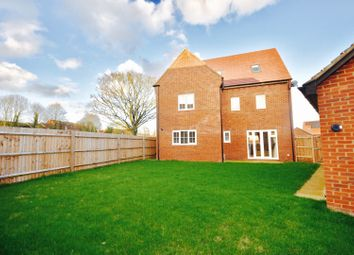 Thumbnail 5 bed detached house for sale in Proclamation Avenue, Rothwell, Kettering