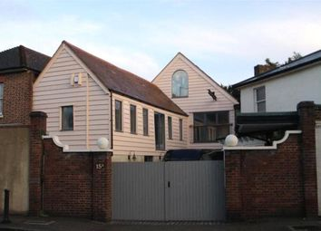 Thumbnail 5 bed detached house to rent in Wickham Road, Beckenham