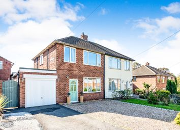 Thumbnail 3 bed semi-detached house for sale in Church View, Wilnecote, Tamworth