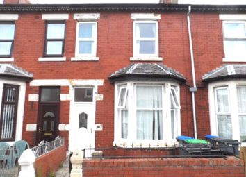 Thumbnail 3 bedroom terraced house for sale in Fenton Road, Blackpool