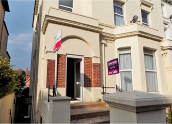 Thumbnail 1 bed flat to rent in 20 Upperton Gardens, Eastbourne