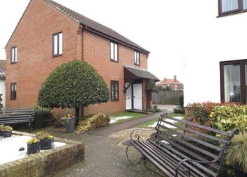 Thumbnail 1 bed flat for sale in Wymondham, Norfolk