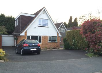 Thumbnail 3 bedroom detached house to rent in Mallory Rise, Moseley, Birmingham