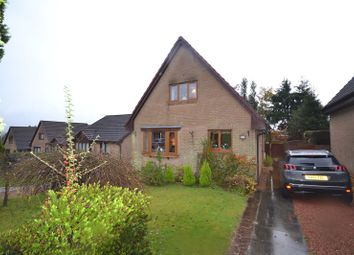 Thumbnail 3 bedroom detached house for sale in Turnberry Gardens, Cumbernauld