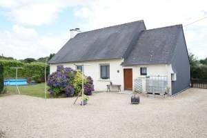 Thumbnail 3 bed town house for sale in 29690 Locmaria-Berrien, France