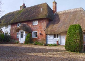 Thumbnail 3 bed semi-detached house for sale in High Street, Collingbourne Ducis, Marlborough