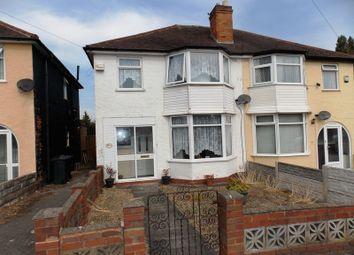 Thumbnail 3 bedroom semi-detached house for sale in Tyseley Lane, Tyseley, Birmingham