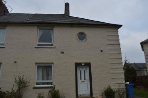 Thumbnail 2 bed flat to rent in Ford Crescent Thornton, Fife