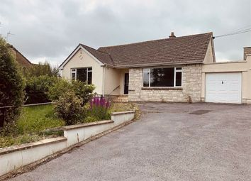 Thumbnail 3 bed detached bungalow for sale in Guildhall Lane, Wedmore, Somerset