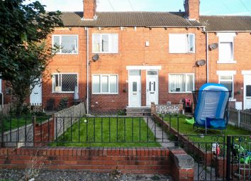 Thumbnail 2 bed terraced house for sale in Grove Avenue, Hemsworth, Pontefract