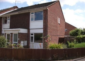 Thumbnail 2 bed end terrace house to rent in Charles Knott Gardens, Southampton