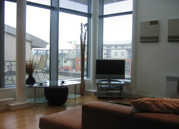 Thumbnail 2 bed flat to rent in Catalina, City Island, City Centre