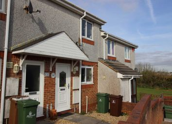 Thumbnail 2 bed terraced house to rent in Coombe Way, Plymouth
