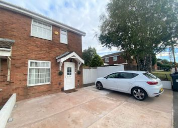 Thumbnail 2 bed semi-detached house to rent in Heath Street, Birmingham