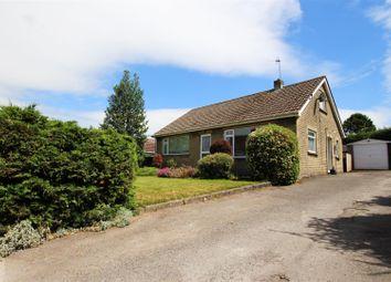 Thumbnail 2 bed detached bungalow for sale in 14 West Street, Swinton, Malton