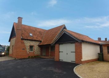 Thumbnail Cottage to rent in Fen Willow Mews, East Harling, Norwich