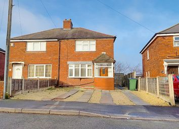 Thumbnail 3 bed semi-detached house for sale in Jubilee Street, West Bromwich, West Midlands
