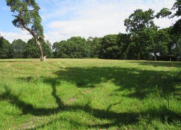 Land for sale in Salisbury Road, Sherfield English, Romsey SO51