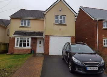 Thumbnail 4 bed detached house for sale in Lakeside Avenue, Brynmawr, Ebbw Vale