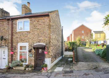 Thumbnail 1 bed end terrace house for sale in Templar Road, Dover
