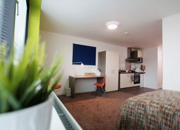 Thumbnail 1 bed flat for sale in Corporation Road, Middlesbrough