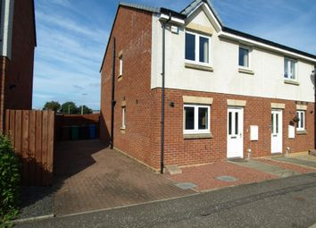 Thumbnail 3 bed end terrace house to rent in Middlebank Rise, Dunfermline