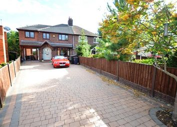 Thumbnail 3 bed semi-detached house for sale in Hilltop Avenue, Basford (Newcastle), Newcastle