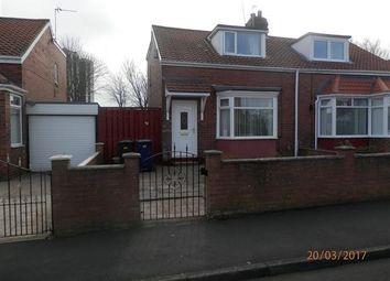 Thumbnail 2 bedroom semi-detached house for sale in Southfield Terrace, Walker, Newcastle Upon Tyne