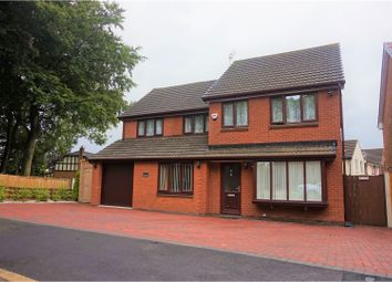 Thumbnail 5 bedroom detached house for sale in Mallard Drive, Horwich, Bolton