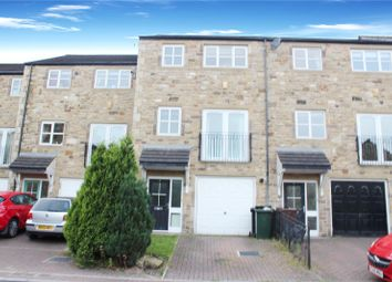 Thumbnail 3 bed mews house for sale in Rushy Fall Meadow, Keighley