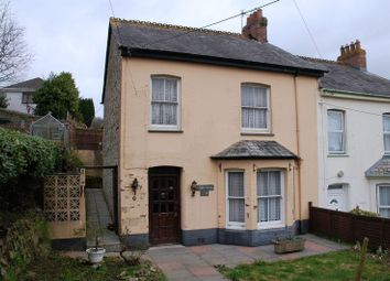 Thumbnail 3 bed end terrace house for sale in Edgecumbe Road, Lostwithiel