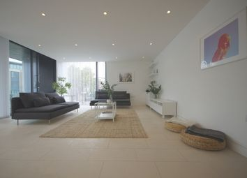 Thumbnail 3 bed flat to rent in Latitude House, Oval Road, Primrose Hill