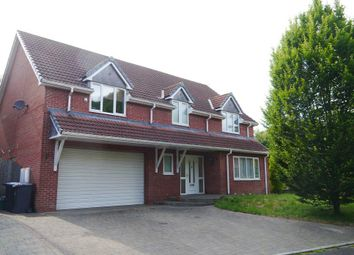 Thumbnail 5 bed detached house for sale in Whitehill Hall Gardens, Chester Le Street