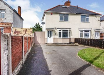 Thumbnail 2 bed semi-detached house for sale in Cannock Road, Wolverhampton